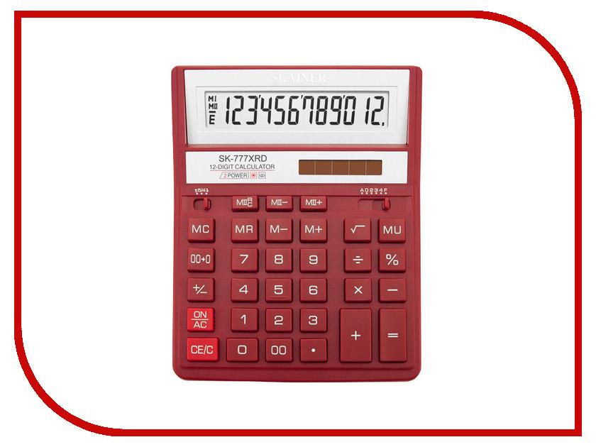 Калькулятор Skainer SK-777XRD