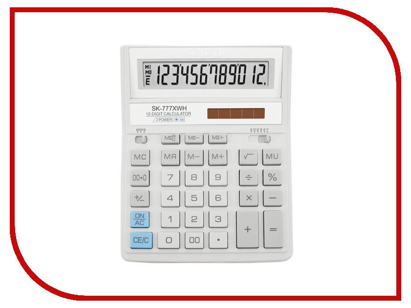 Калькулятор Skainer SK-777XWH