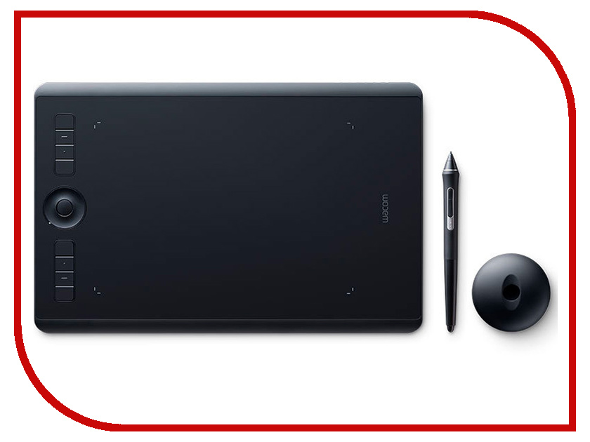 Графический планшет Wacom Intuos Medium PTH-660-