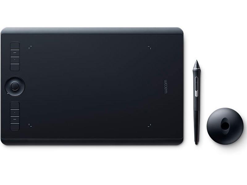 Графический планшет Wacom Intuos Pro Medium PTH-660-R графический планшет wacom intuos pro 2 medium paper edition