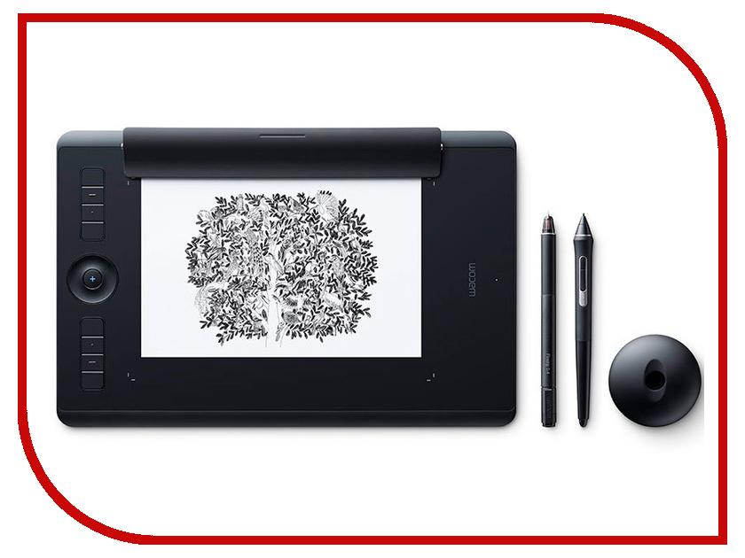 Графический планшет Wacom Intuos Pro Paper Medium PTH-660P-R цена и фото