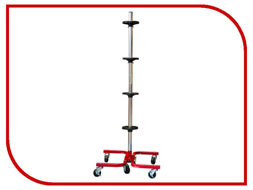 Аксессуар ESSE TR02 - стойка для хранения колес наборы для рисования делай с мамой набор для росписи чайной пары пони