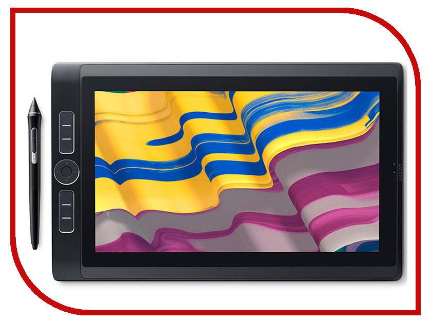 Графический планшет Wacom Mobile Studio Pro 13 64Gb DTH-W1320T-RU графический планшет wacom cintiq 27qhd touch dth 2700