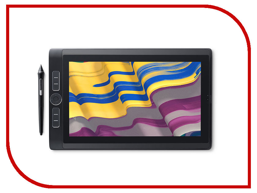 Графический планшет Wacom Mobile Studio Pro 13 128Gb DTH-W1320L-RU графический планшет wacom cintiq 27qhd touch dth 2700