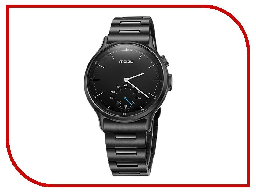 Умные часы Meizu Mix R20 Steel Black MZU-MZWA1S-S-BK
