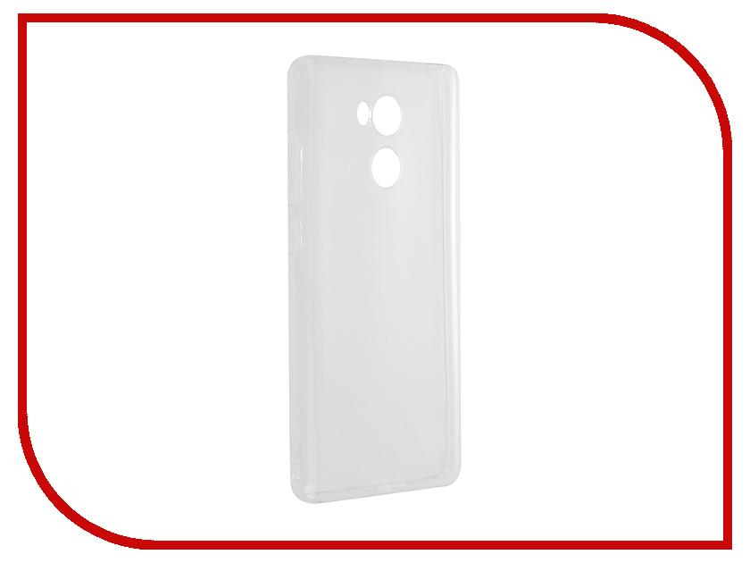 Аксессуар Чехол Xiaomi Redmi 4 Pro Svekla Silicone Transparent SV-XIRED4PRO-WH аксессуар чехол lenovo vibe c2 k10a40 svekla transparent sv lek10a40 wh