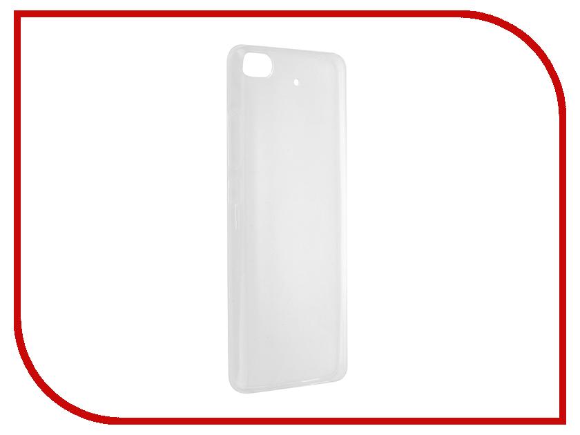Аксессуар Чехол Xiaomi Mi5S Svekla Silicone Transparent SV-XIMI5S-WH ximi mini
