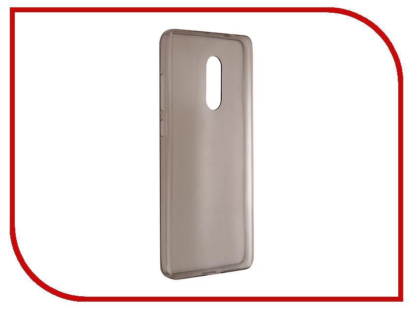 Аксессуар Чехол Xiaomi Redmi Note 4/Note 4 Pro Svekla Silicone Grey SV-XIREDN4-BL цена