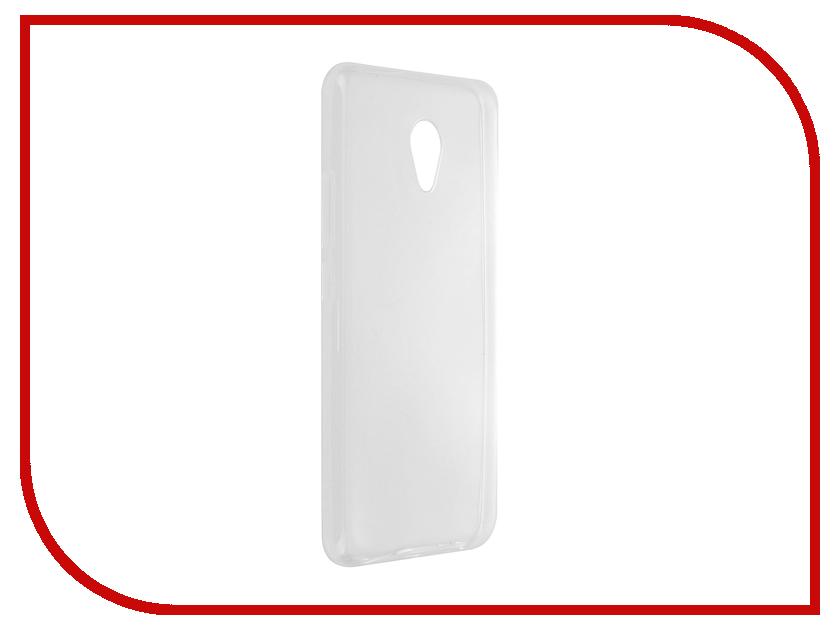 Аксессуар Чехол Meizu M5 Svekla Silicone Transparent SV-MZM5-WH аксессуар чехол lenovo vibe c2 k10a40 svekla transparent sv lek10a40 wh