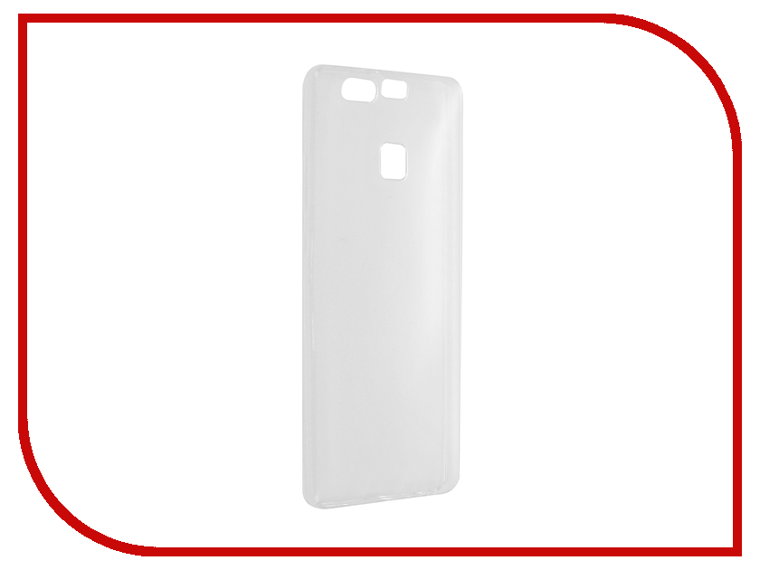 Аксессуар Чехол Huawei P9 Svekla Silicone Transparent SV-HWP9-WH<br>