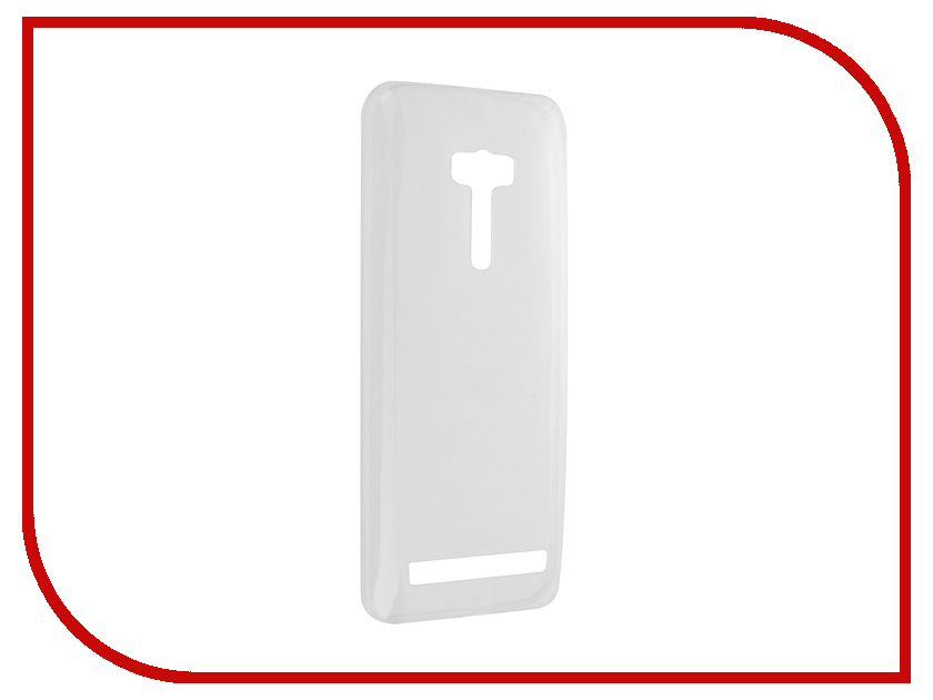 Аксессуар Чехол ASUS ZenFone Selfie ZD551KL Svekla Silicone Transparent SV-ASZD551KL-WH аксессуар чехол lenovo vibe c2 k10a40 svekla transparent sv lek10a40 wh