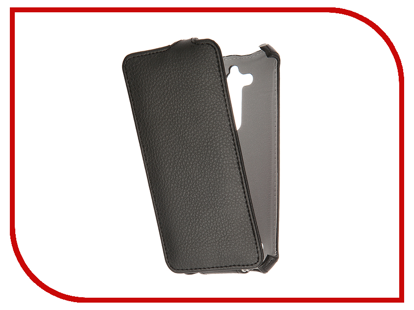 Аксессуар Чехол ASUS ZenFone Go ZB500KG Svekla Black FL-SVASZB500KG-BL zb500kg 1c014ru
