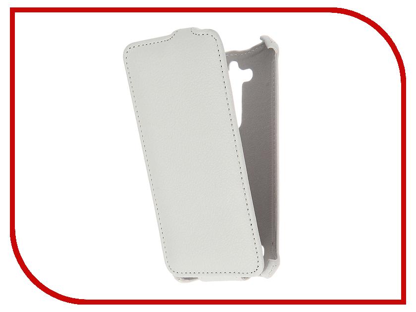 Аксессуар Чехол ASUS ZenFone Go ZB500KG Svekla White FL-SVASZB500KG-WH zb500kg 1c014ru