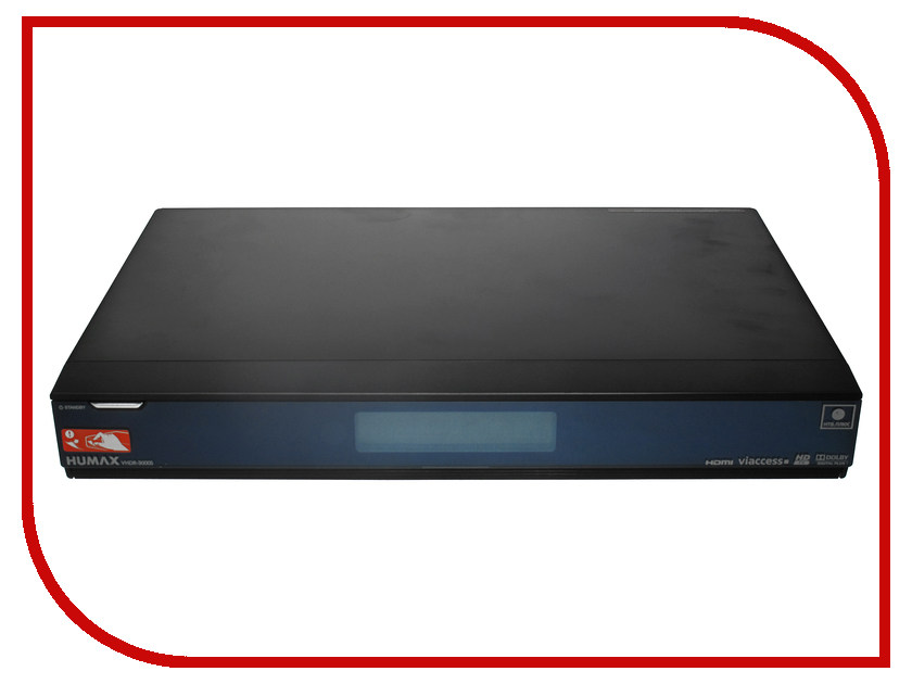 Humax VHDR-3000S + смарт-карта PC 5 CWp