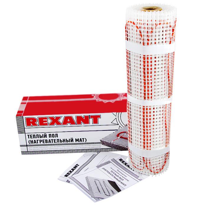 Теплый пол Rexant 800W 5 m2 51-0510 теплый пол rexant rnb 15 170 170w 51 0501 3