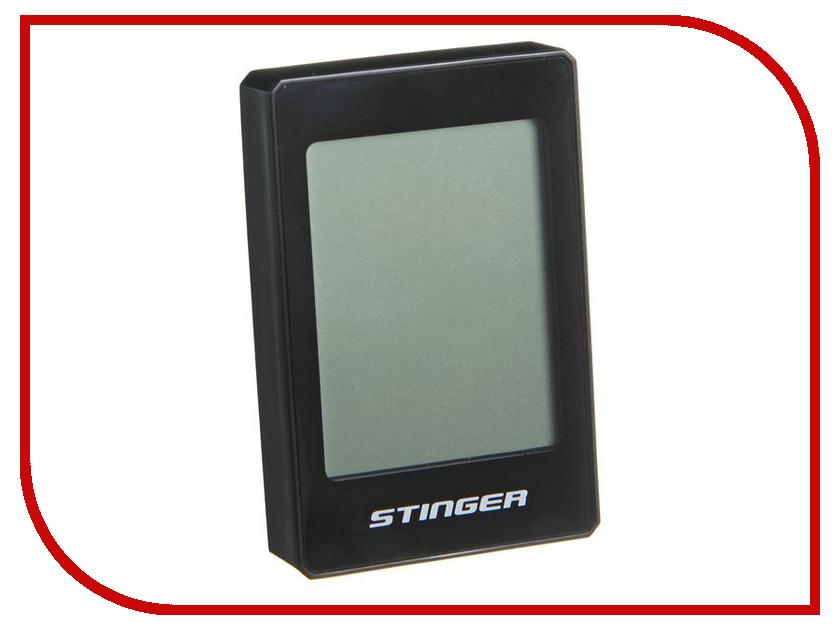 Велокомпьютер STG Х74646-5 Black