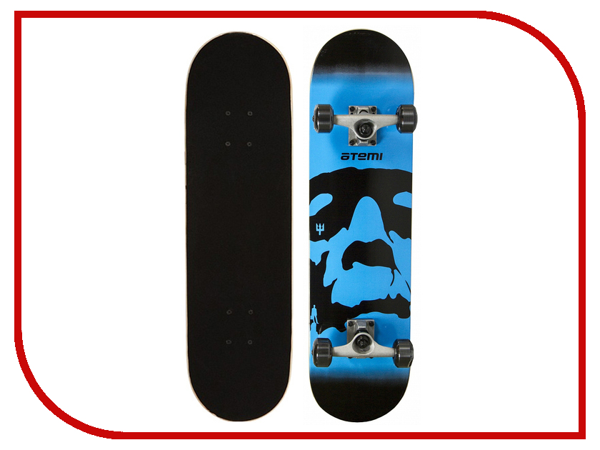 Скейт Atemi Face ASB-3.16