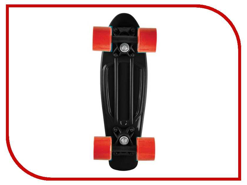 Скейт Novus Black NPB-18.06