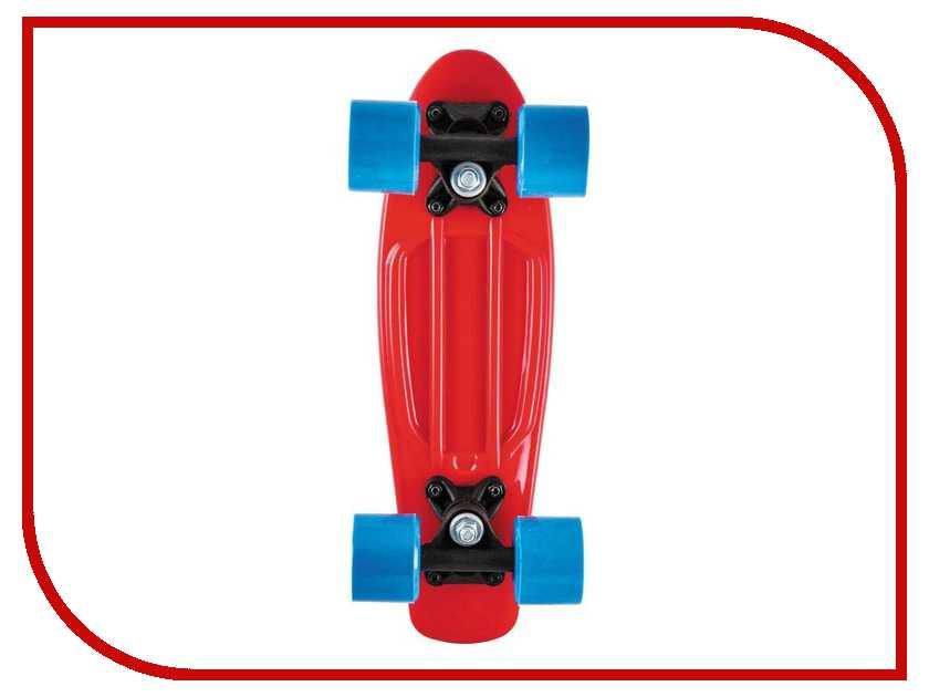 Скейт Novus Red NPB-18.02