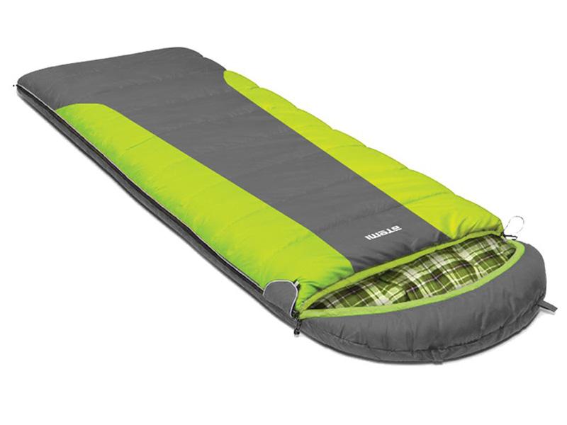 Cпальный мешок Atemi Quilt 400R Right