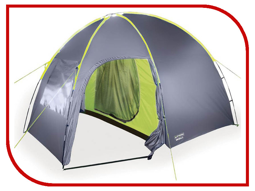 Палатка Atemi Onega 3 CX atemi sg3 e