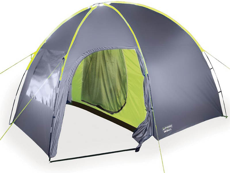Палатка Atemi Onega 3 CX лонгборд atemi alb 3 16