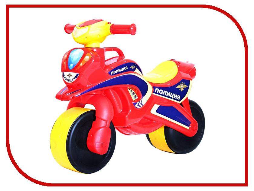Беговел RT Motobike Police Red-Yellow<br>