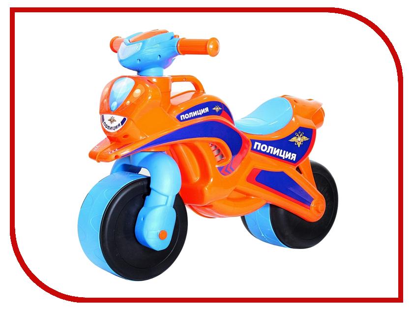 Беговел RT Motobike Police Orange-Blue