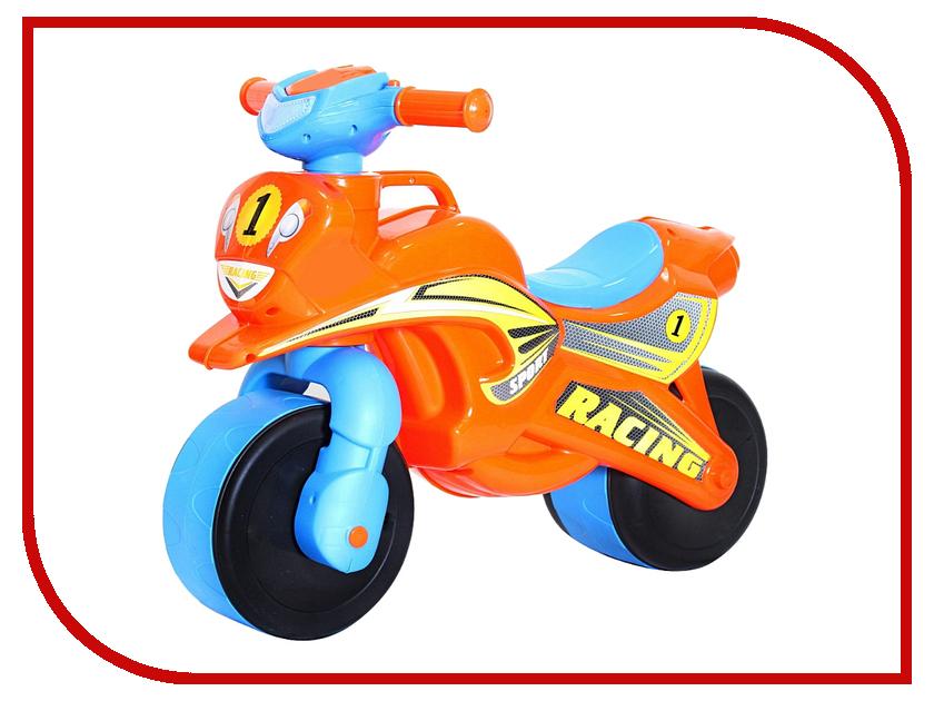 Беговел RT Motobike Racing Orange-Blue