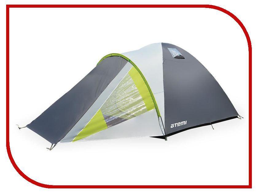 Палатка Atemi Enisey 4 CX Ripstop