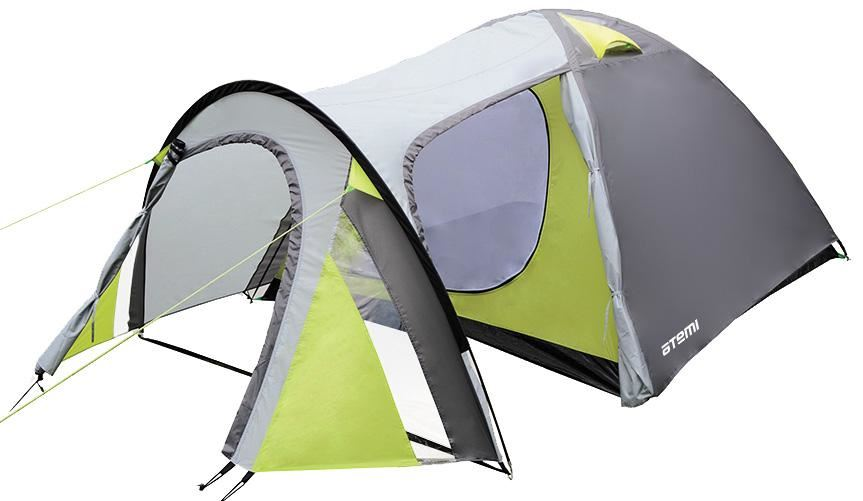 цена на Палатка Atemi Taiga 4 CX