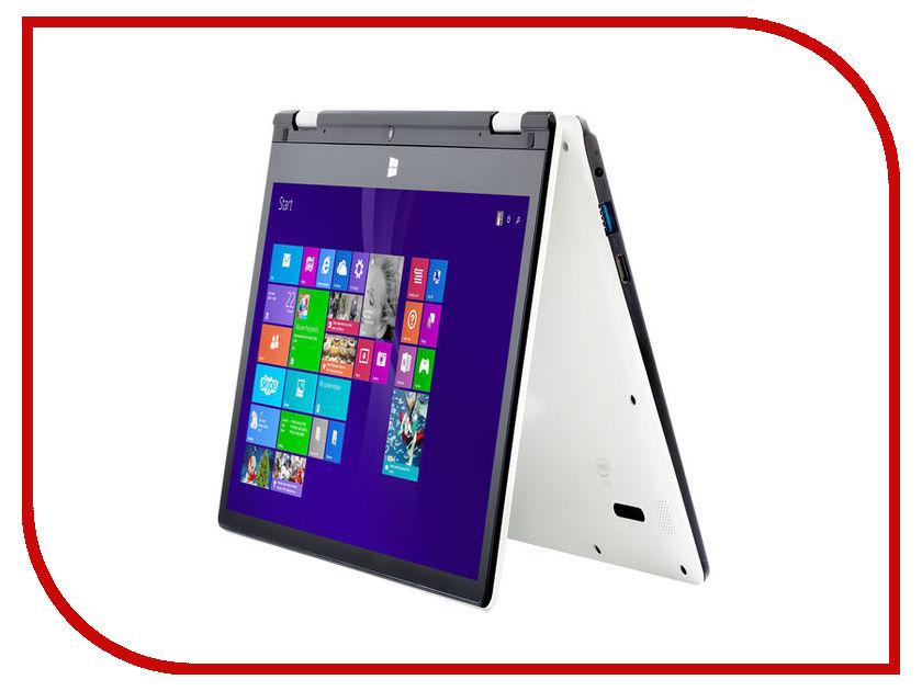Ноутбук KREZ Ninja TY1301W (Intel Atom x5-Z8350 1.44 GHz/2048Mb/32Gb/Wi-Fi/Bluetooth/Cam/13.3/1920x1080/Touchscreen/Windows 10)