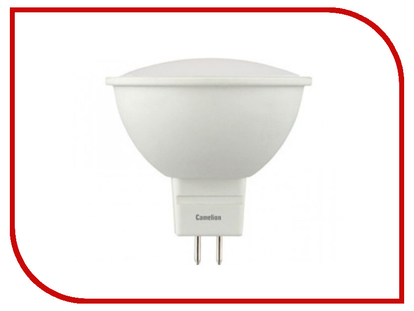 Лампочка Camelion LED5-S108/865/GU5.3 коммутатор tenda s108 s108