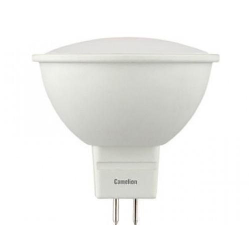 Лампочка Camelion GU5.3 7W 220V 6500K 505Lm LED7-JCDR/865/GU5.3