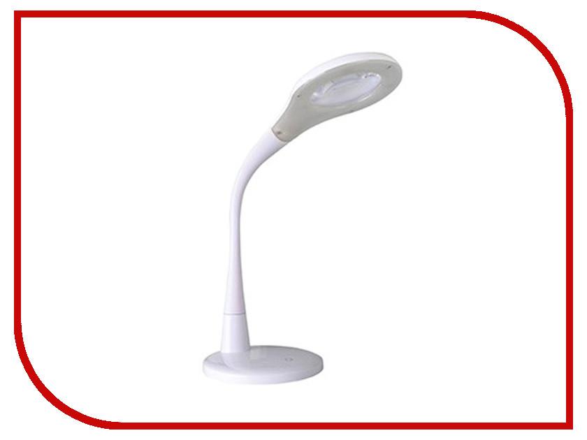 Лампа Camelion KD-790 C01 White  настольный светильник camelion kd 308 c01 white