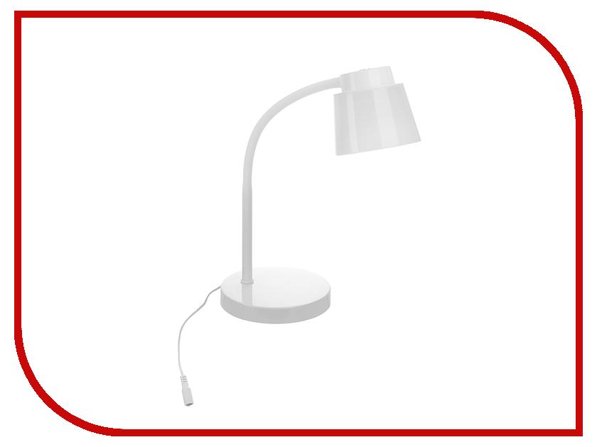 Лампа Camelion KD-791 C01 White  настольный светильник camelion kd 308 c01 white