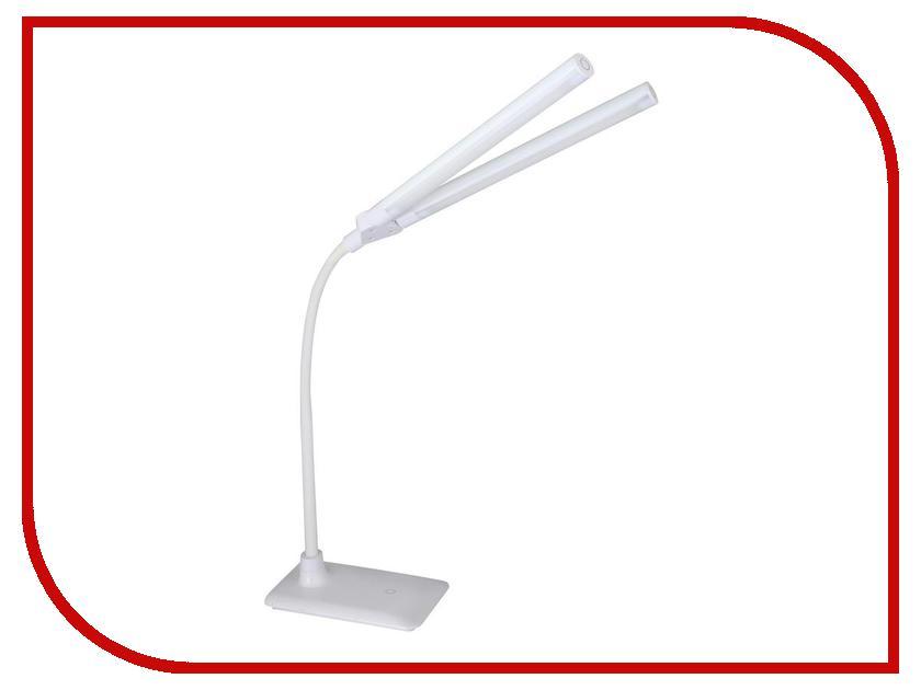 Настольная лампа Camelion KD-794 C01 White лампа настольная camelion kd 017bс02
