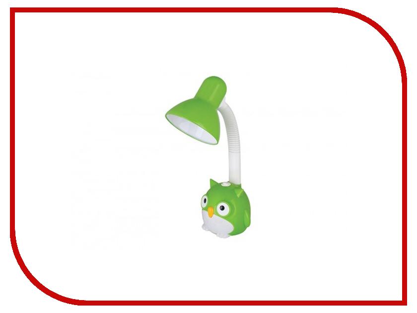 Лампа Camelion KD-380 C05 Green торшер camelion kd 806 5вт led 220в белый