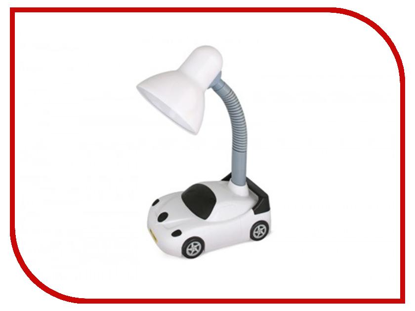 Лампа Camelion KD-383 C01 White  настольный светильник camelion kd 308 c01 white