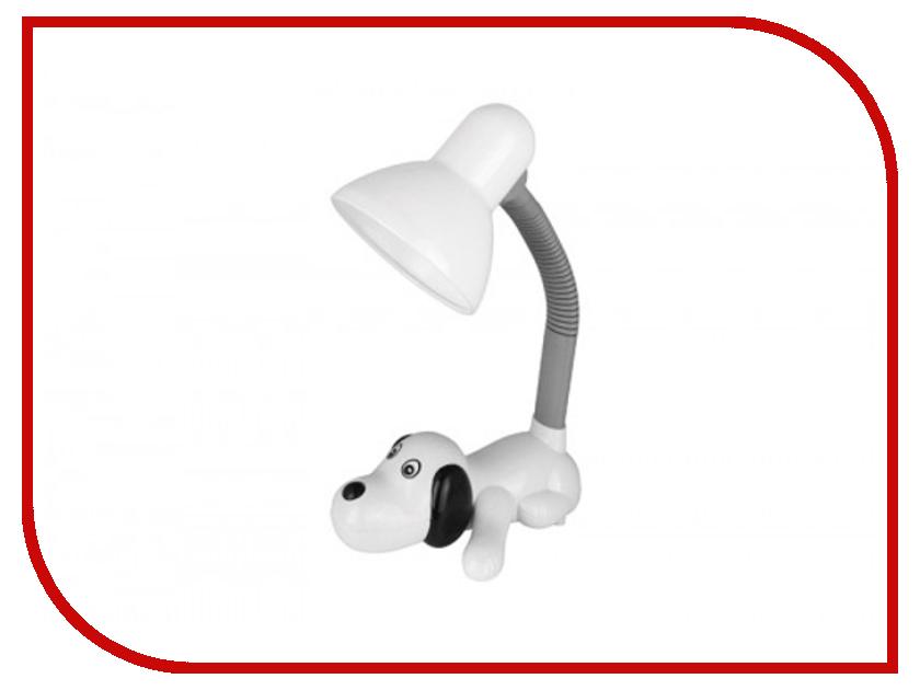 Настольная лампа Camelion KD-387 C01 White настольная лампа camelion kd 816 c03 silver