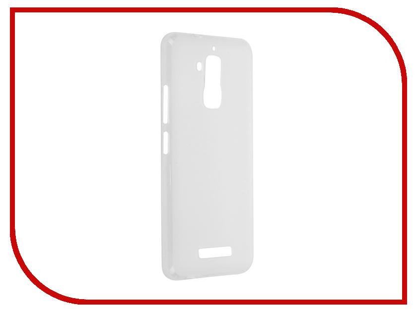 Аксессуар Чехол ASUS ZenFone 3 Max Apres Soft Case White<br>