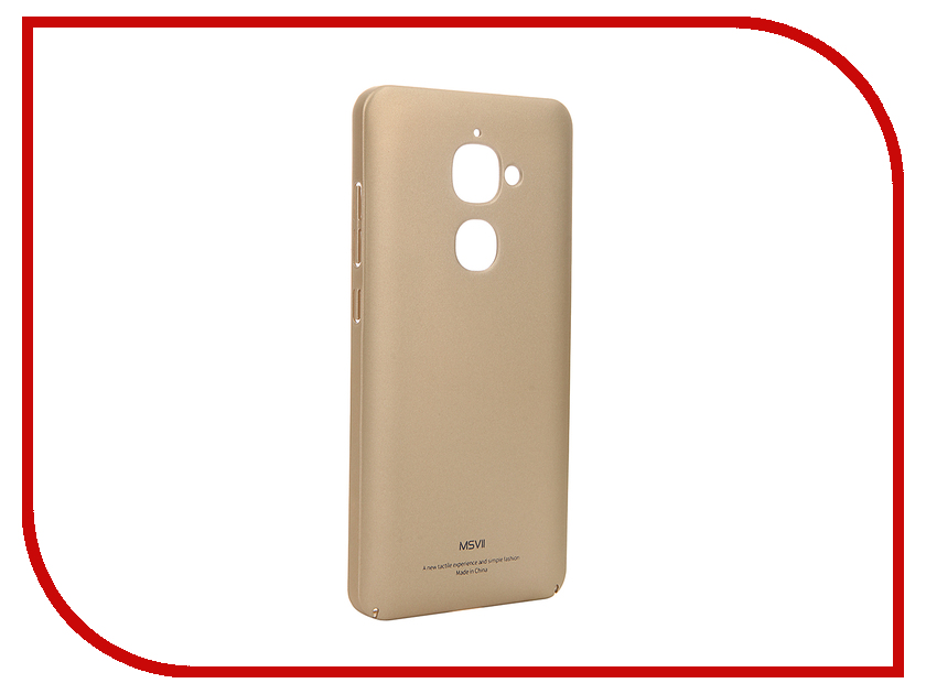 Аксессуар Чехол LeEco Le 2 Apres Hard Protective Back Case Cover Gold<br>