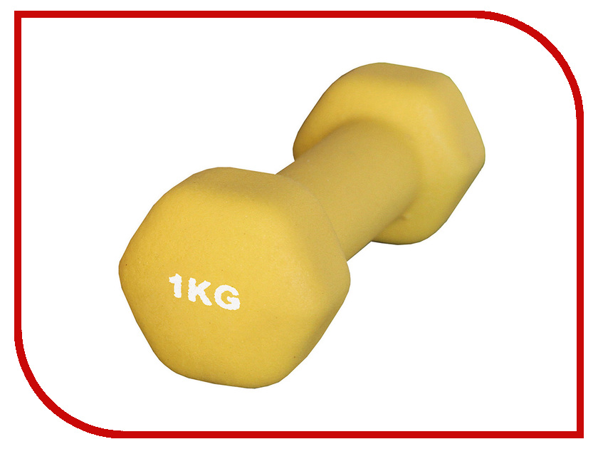 Гантель Atemi AD-01-1 1kg