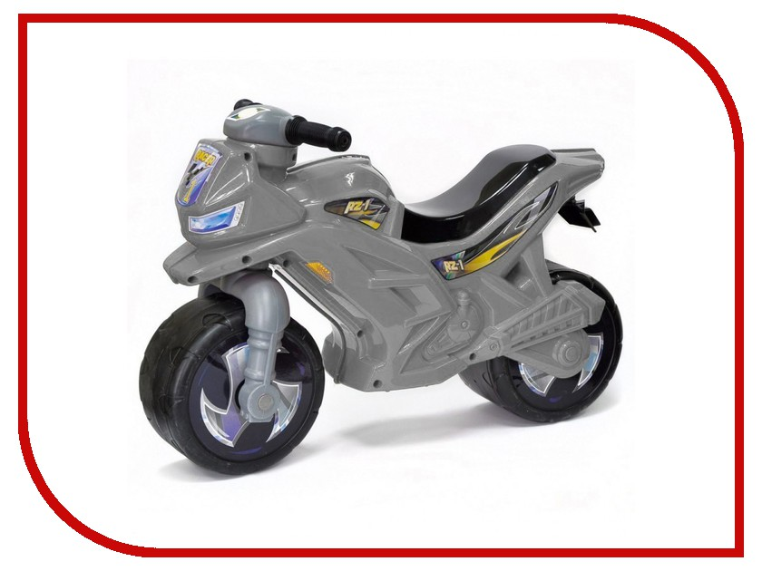Беговел RT Racer RZ 1 Grey ОР501<br>