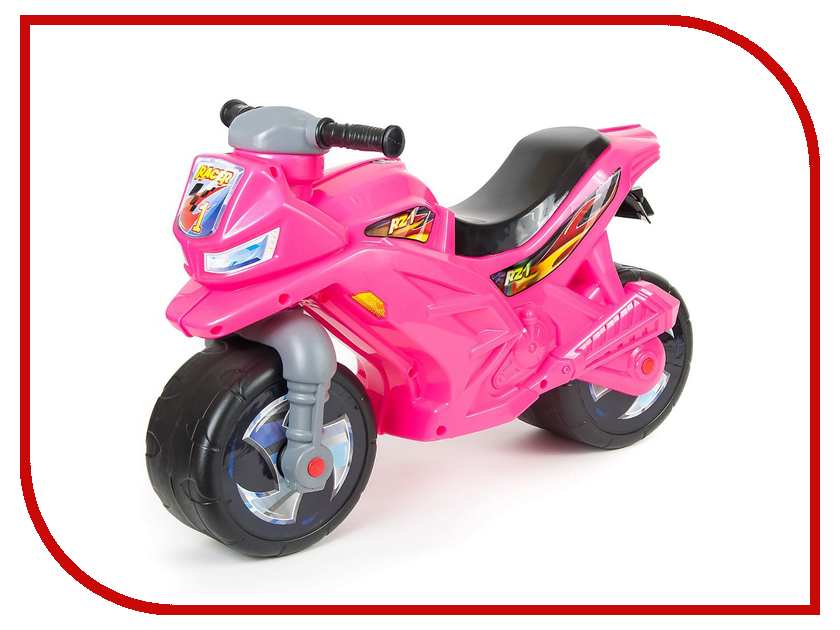 Беговел RT Racer RZ 1 Pink ОР501 беговел rt ор502 green