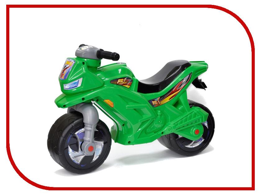 Беговел RT Racer RZ 1 Green ОР501в3
