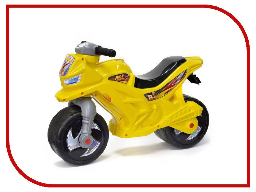 Беговел RT Racer RZ 1 Yellow ОР501в3