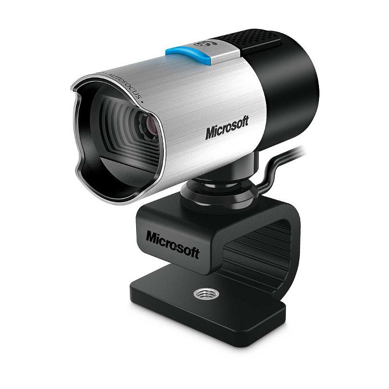 лучшая цена Вебкамера Microsoft LifeCam Studio Black 5WH-00002