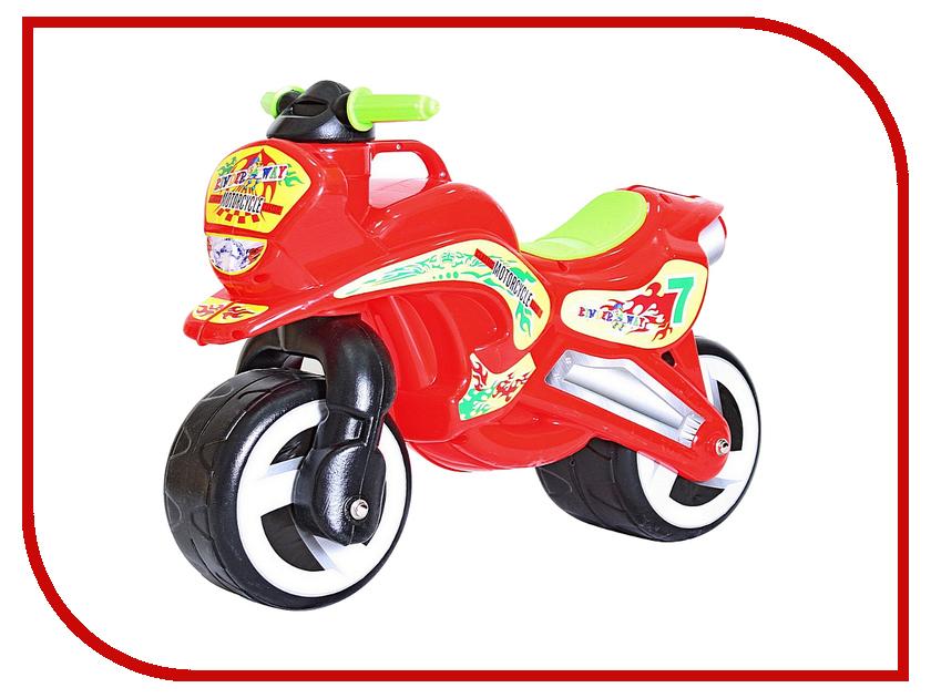 Беговел RT Motorcycle 7 Red