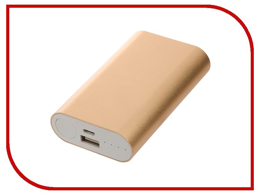 Аккумулятор Aksberry S-5600X 5200mAh Gold